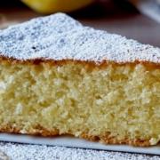 ricetta torta caprese a limone