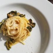 Spaghetti alla Nerano ricetta