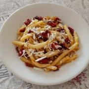 ricetta pasta con peperoni
