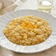 Risotto all'arancia ricetta
